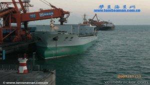 Court to auction off Di Yuan Shipping bulker DI JIAN