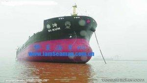 Court to auction off Di Yuan Shipping bulker DI KUN