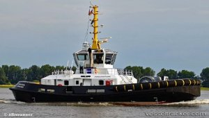 Damen RSD Tug 2513 undertakes successful towing tests with Svitzer in Port of Felixstowe