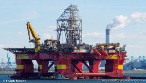 Damen Verolme Rotterdam Wins Refit Contract For Drilling Rig 'STENA Don'