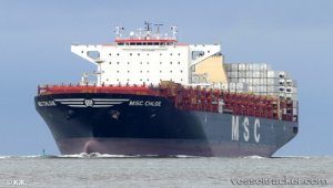 Drifting containers may be a navigational hazard