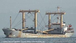 Engine failure in Aegean Sea