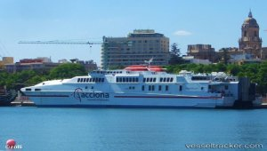 Ferry delayed following fire