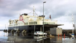 Ferry diverted to assist capsized yacht