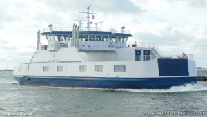 Ferry sidelined due to engine damage