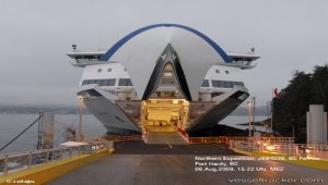 Ferry sidelined due to turbocharger damage