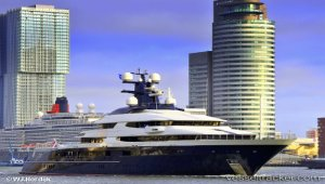 Manager sought for super yacht