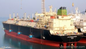 MOL Marks its 1st Transportation Service Contract with Uniper as LNG Schneeweisschen Goes into Service