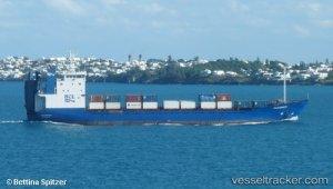 New cargo ship Oleander marks a milestone