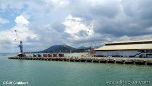 New equipment for Sapangar, Tawau and Sandakan Ports