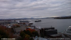Port of Quebec receives CAN$30 million for a second cruise terminal