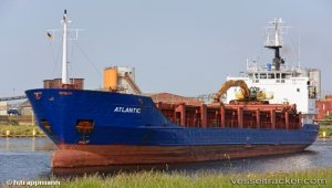 Report on grounding accident of Atlantic published