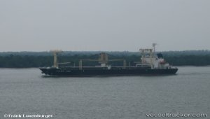 Ship arrested in Chittagong