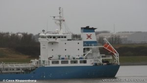Tanker allegedly spotted in Pointe Noire