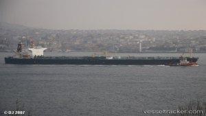 Tanker identified as ship which sank fishing boat