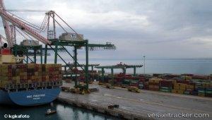 Yilport closest to landing the port of Taranto