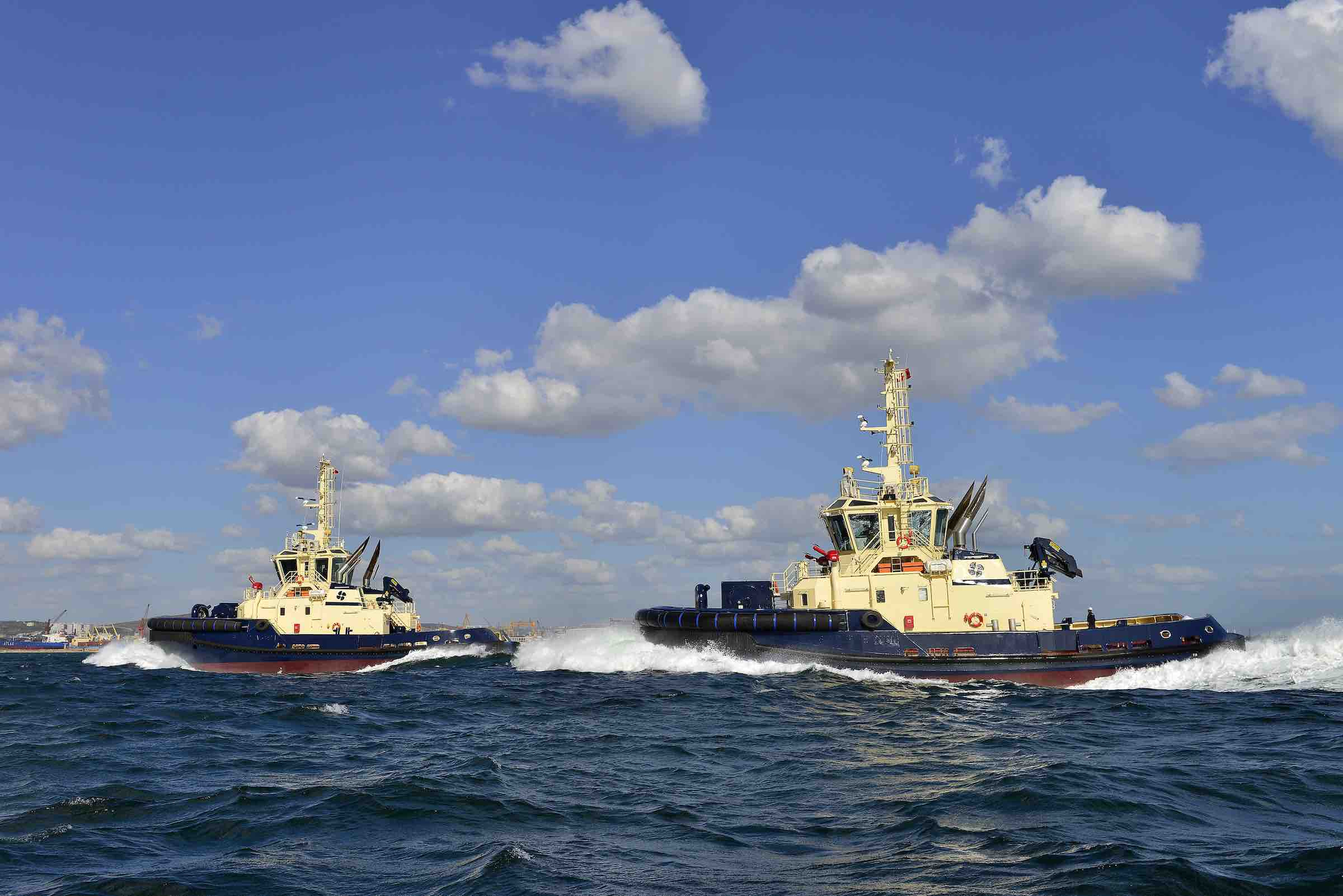Trials under way of Sanmar's latest advance