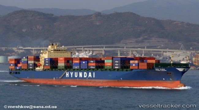 HHLA Transports Ship Propeller for Hyundai Supreme
