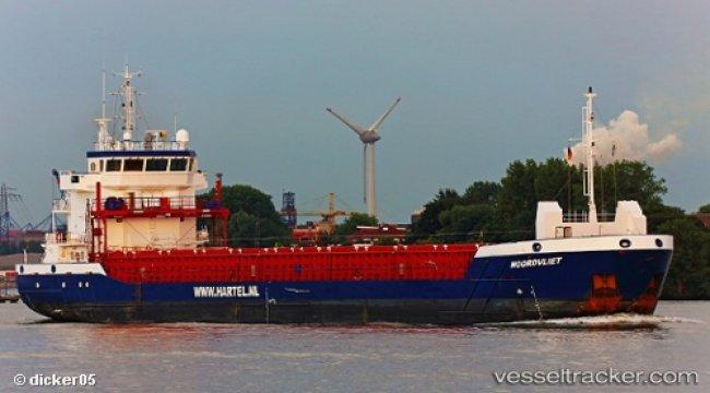 Rudder failure in Kiel Canal