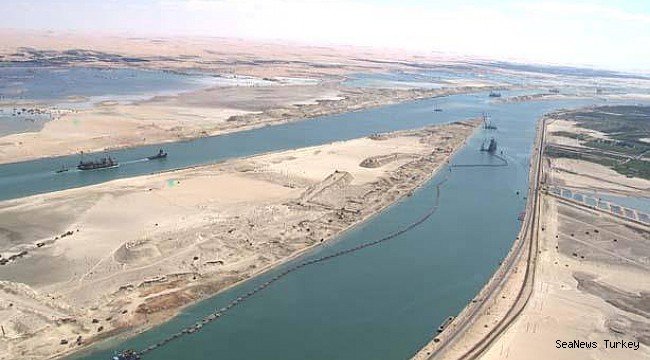 Suez Canal LNG Tankers Rebate from American Gulf
