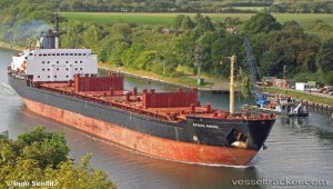 20 Russian crew members stranded on detained ship