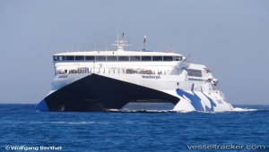 Allision in Naxos