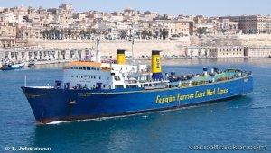 Allision off Piraeus