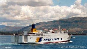 Collision in Piraeus