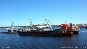 Construction of Krievu Island Terminal enters its final phase