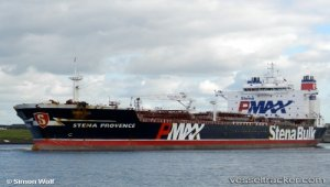 Contract extension for P-MAX tanker Stena Provence