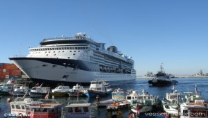 Cruise Ship Celebrity Infinity Not Stopping in Costa Rica Due To Strike
