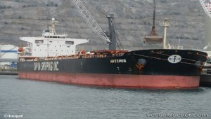 Diana Shipping Announces Time Charter Contract For M/V Artemis