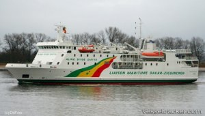 Ferry saved three castaways