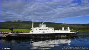Ferry service suspended due to technical trouble
