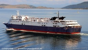 Ferry wreaked havoc in Samarinda