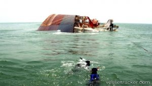 Nine years after sinking, cases on the case still pending