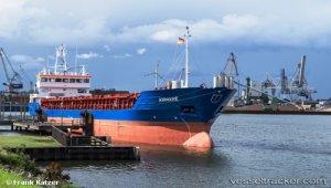 Oil pollution in the Kiel Canal
