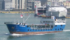 Salvaged bunker tanker may become a dive attraction