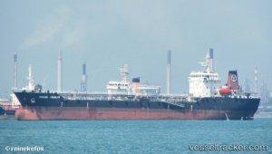 Tanker involved in illegal transshipment