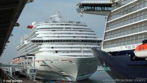 Carnival Vista Arrives In New Homeport Of Galveston