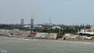 Honduran President inaugurates the new Pier 6 facility of Puerto Cortes