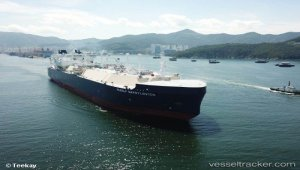 Ice-class LNG Carrier Rudolf Samoylovich Delivered