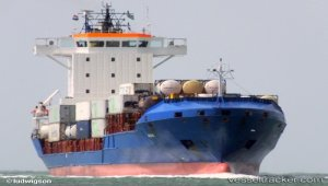 Vsl experienced engine failure, no pollution, vessel arrived Dublin on 01 Oct