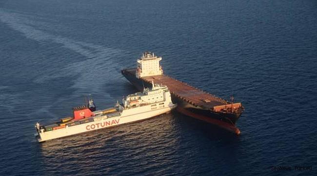 Ulysse-CSL Virginia collision: oil spill response continues