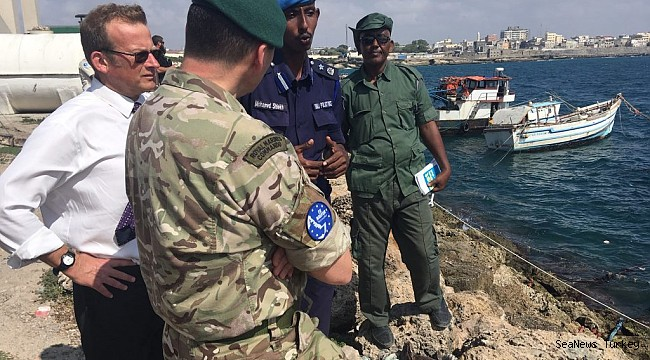 EU NAVFOR PROMOTES MARITIME SECURITY DIALOGUE IN SOMALIA