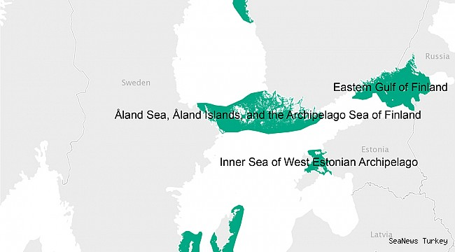 UN AGREES TO NINE MARINE ECOLOGICALLY SIGNIFICANT AREAS IN THE BALTIC SEA