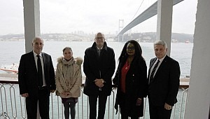 IALA Secretary General visits the Directorate of  Turkish Coastal Safety