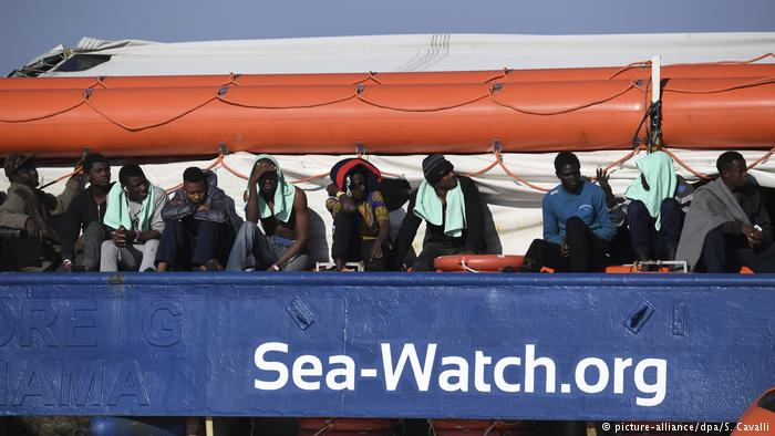 Sea Watch sues Italy in European rights court