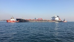 M/T Theresa Success refloats