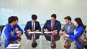 ISGEM Group has signed a new partnership agreement with Hanla IMS for Turkish region.